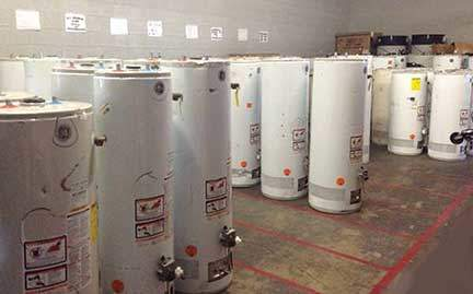 Tank Type Water Heating Brothers Air